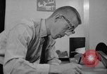 Image of photo intelligence personnel United States USA, 1962, second 62 stock footage video 65675051200