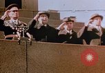 Image of Soviet SS-N-5 missile Moscow Russia Soviet Union, 1968, second 1 stock footage video 65675051240