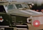 Image of Soviet SS-N-5 missile Moscow Russia Soviet Union, 1968, second 10 stock footage video 65675051240