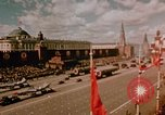 Image of Soviet SS-N-5 missile Moscow Russia Soviet Union, 1968, second 17 stock footage video 65675051240