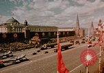 Image of Soviet SS-N-5 missile Moscow Russia Soviet Union, 1968, second 18 stock footage video 65675051240