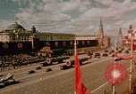 Image of Soviet SS-N-5 missile Moscow Russia Soviet Union, 1968, second 20 stock footage video 65675051240
