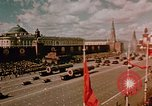 Image of Soviet SS-N-5 missile Moscow Russia Soviet Union, 1968, second 21 stock footage video 65675051240