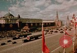 Image of Soviet SS-N-5 missile Moscow Russia Soviet Union, 1968, second 23 stock footage video 65675051240