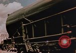 Image of Soviet SS-N-5 missile Moscow Russia Soviet Union, 1968, second 31 stock footage video 65675051240