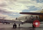 Image of United States SC-54D aircraft Puerto Rico, 1960, second 53 stock footage video 65675051252