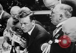 Image of Charles Lindbergh Paris France, 1927, second 19 stock footage video 65675051262