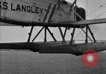 Image of Douglas DT seaplane San Diego California USA, 1924, second 29 stock footage video 65675051267