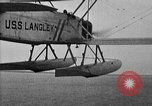 Image of Douglas DT seaplane San Diego California USA, 1924, second 30 stock footage video 65675051267