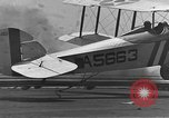Image of Lieutenant W M Dillon California United States USA, 1923, second 25 stock footage video 65675051295
