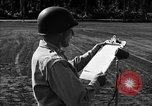 Image of Major general O W Griswold Bougainville Solomon Islands, 1944, second 7 stock footage video 65675051302