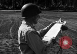 Image of Major general O W Griswold Bougainville Solomon Islands, 1944, second 8 stock footage video 65675051302