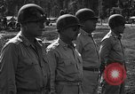 Image of Major general O W Griswold Bougainville Solomon Islands, 1944, second 10 stock footage video 65675051302