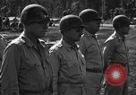 Image of Major general O W Griswold Bougainville Solomon Islands, 1944, second 12 stock footage video 65675051302