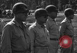 Image of Major general O W Griswold Bougainville Solomon Islands, 1944, second 13 stock footage video 65675051302