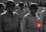 Image of Major general O W Griswold Bougainville Solomon Islands, 1944, second 15 stock footage video 65675051302