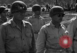 Image of Major general O W Griswold Bougainville Solomon Islands, 1944, second 16 stock footage video 65675051302
