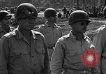 Image of Major general O W Griswold Bougainville Solomon Islands, 1944, second 17 stock footage video 65675051302