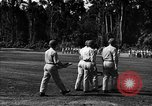 Image of Major general O W Griswold Bougainville Solomon Islands, 1944, second 19 stock footage video 65675051302