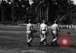 Image of Major general O W Griswold Bougainville Solomon Islands, 1944, second 20 stock footage video 65675051302