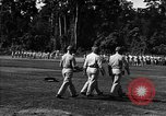 Image of Major general O W Griswold Bougainville Solomon Islands, 1944, second 21 stock footage video 65675051302