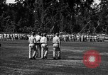 Image of Major general O W Griswold Bougainville Solomon Islands, 1944, second 25 stock footage video 65675051302