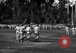 Image of Major general O W Griswold Bougainville Solomon Islands, 1944, second 26 stock footage video 65675051302