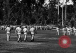 Image of Major general O W Griswold Bougainville Solomon Islands, 1944, second 27 stock footage video 65675051302