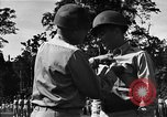 Image of Major general O W Griswold Bougainville Solomon Islands, 1944, second 32 stock footage video 65675051302