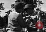 Image of Major general O W Griswold Bougainville Solomon Islands, 1944, second 33 stock footage video 65675051302