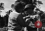 Image of Major general O W Griswold Bougainville Solomon Islands, 1944, second 34 stock footage video 65675051302