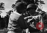 Image of Major general O W Griswold Bougainville Solomon Islands, 1944, second 36 stock footage video 65675051302