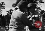Image of Major general O W Griswold Bougainville Solomon Islands, 1944, second 39 stock footage video 65675051302