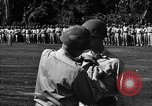Image of Major general O W Griswold Bougainville Solomon Islands, 1944, second 40 stock footage video 65675051302