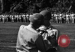 Image of Major general O W Griswold Bougainville Solomon Islands, 1944, second 41 stock footage video 65675051302