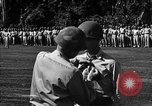 Image of Major general O W Griswold Bougainville Solomon Islands, 1944, second 42 stock footage video 65675051302