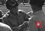 Image of Major general O W Griswold Bougainville Solomon Islands, 1944, second 44 stock footage video 65675051302