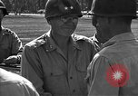 Image of Major general O W Griswold Bougainville Solomon Islands, 1944, second 47 stock footage video 65675051302