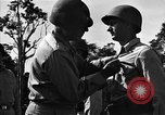 Image of Major general O W Griswold Bougainville Solomon Islands, 1944, second 53 stock footage video 65675051302