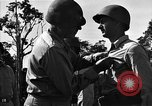 Image of Major general O W Griswold Bougainville Solomon Islands, 1944, second 54 stock footage video 65675051302