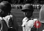 Image of Major general O W Griswold Bougainville Solomon Islands, 1944, second 55 stock footage video 65675051302