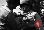 Image of Major general O W Griswold Bougainville Solomon Islands, 1944, second 56 stock footage video 65675051302
