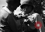 Image of Major general O W Griswold Bougainville Solomon Islands, 1944, second 57 stock footage video 65675051302