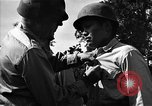 Image of Major general O W Griswold Bougainville Solomon Islands, 1944, second 58 stock footage video 65675051302