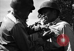 Image of Major general O W Griswold Bougainville Solomon Islands, 1944, second 59 stock footage video 65675051302