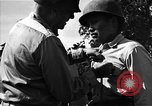 Image of Major general O W Griswold Bougainville Solomon Islands, 1944, second 61 stock footage video 65675051302