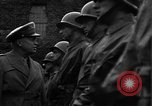 Image of General Eisenhower United Kingdom, 1944, second 33 stock footage video 65675051303