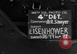 Image of General Eisenhower United Kingdom, 1944, second 5 stock footage video 65675051306