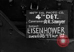 Image of General Eisenhower United Kingdom, 1944, second 6 stock footage video 65675051306