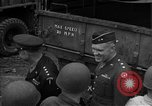 Image of General Eisenhower United Kingdom, 1944, second 36 stock footage video 65675051306